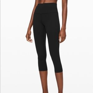 wunder under crop leggings